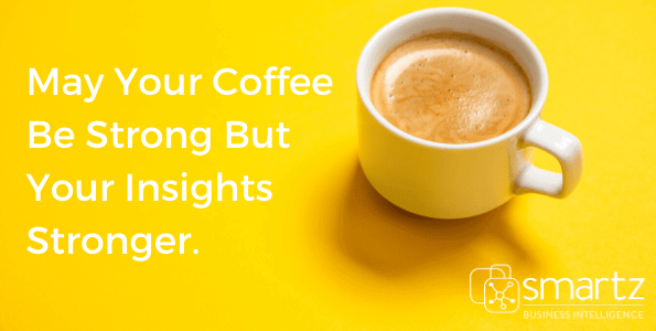 Brew Expert Insights With The Smartz Data Barista