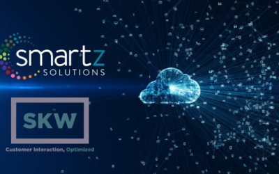 Smartz Solutions Announce Partnership With SKWeston & Company to offer the North American Market an Intuitive CCaaS Solution.