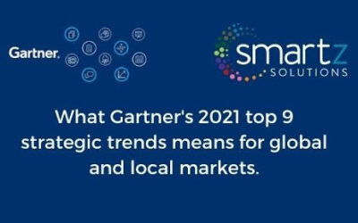 What Gartner's 2021 top 9 strategic trends means for global and local markets